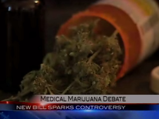 Debate smolders: Bills target Oregon Medical Marijuana Law