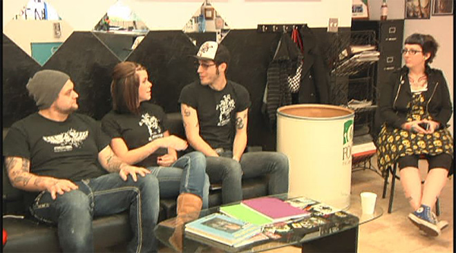 Memento Ink holds tattoo fundraiser for Food For Lane County