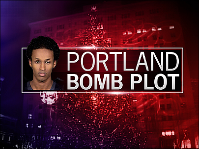 FBI: attempted tree-lighting bomber Corvallis resident, former OSU student