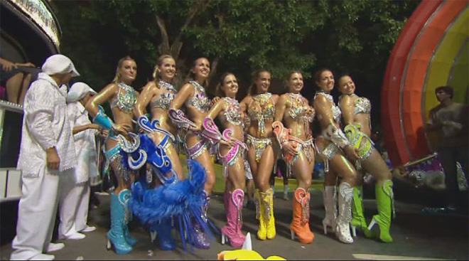 Mormon from Oregon dances samba in Rio (2)