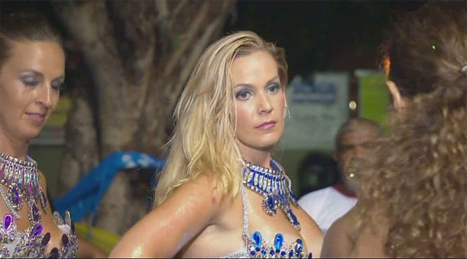 Mormon from Oregon dances samba in Rio