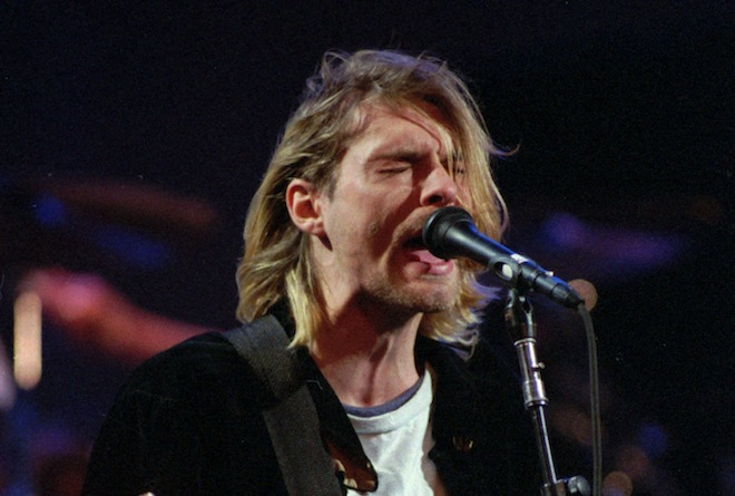 Note in Cobain's wallet mocks wedding vows to Courtney Love