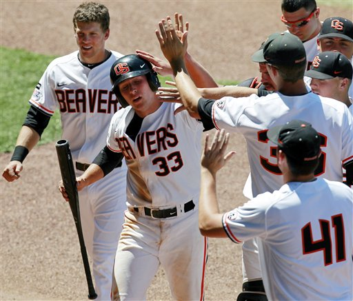 NCAA Belmont Oregon St Baseball