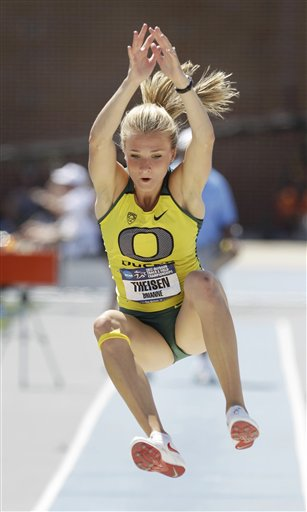Theisen and Gardner take home titles for Oregon