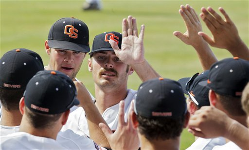 Beaver Baseball: Picked 3rd in Pac-12