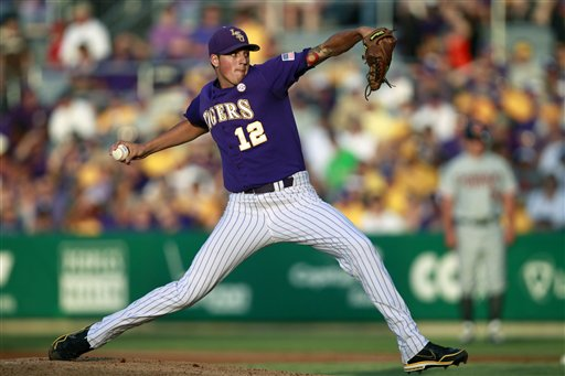NCAA Oregon State LSU Baseball