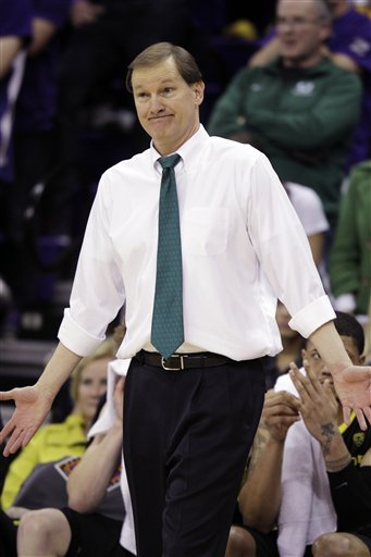 NIT Oregon Washington Basketball