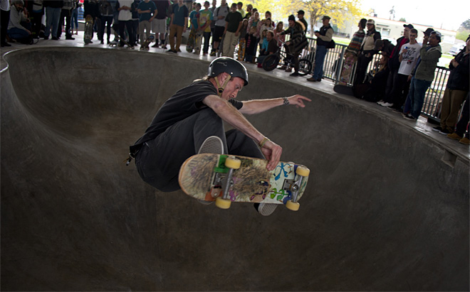 Nation's largest covered outdoor skate park opens in Eugene - Photo by Tristan Fortsch