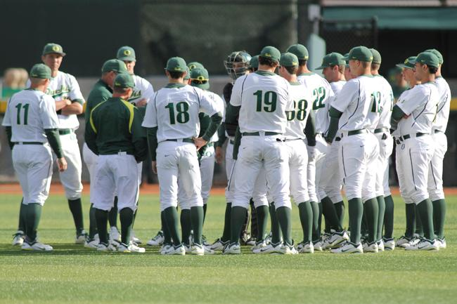 Duck Baseball: Picked 4th in the Pac-12