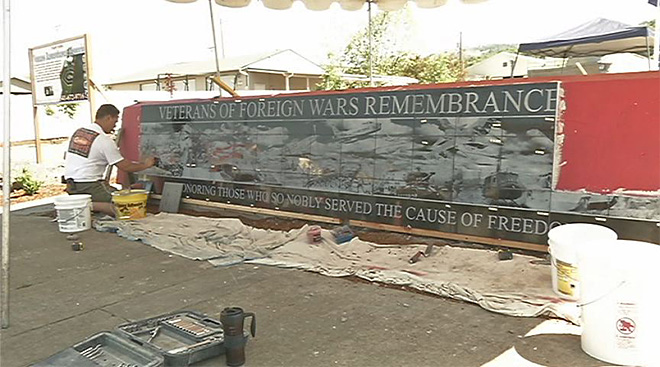 New Veteran's Wall (2)