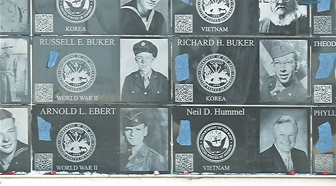 New Veteran's Wall (3)