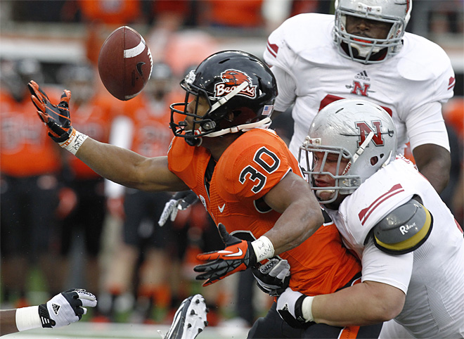 Nicholls St Oregon St Football