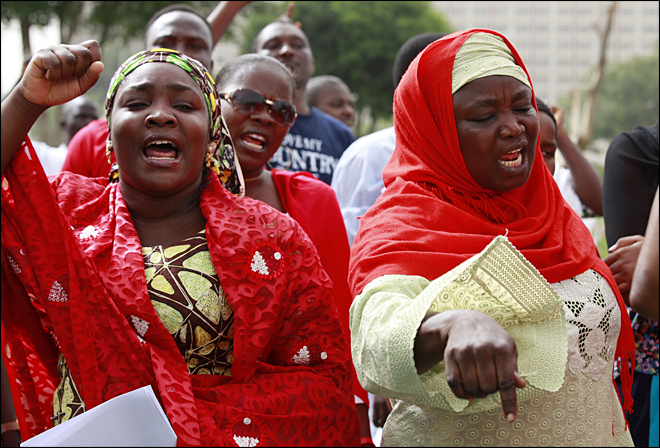 Abducted Nigerian scared to go back to school; 276 girls still held captive