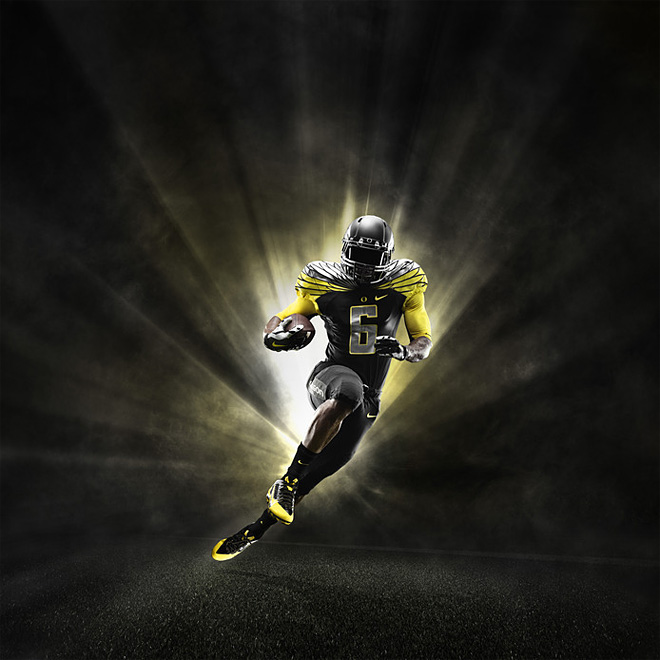 Nike Mach Speed Oregon uniforms