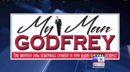 Radio Redux: MY MAN GODFREY