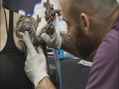 Get 'INKED': Tattoo convention in Eugene