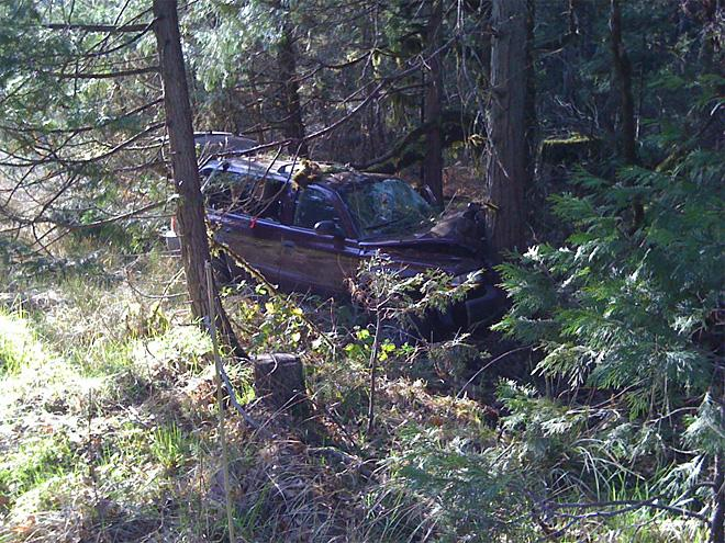 74-year-old LaPine man dies after a crash on Hwy 138E