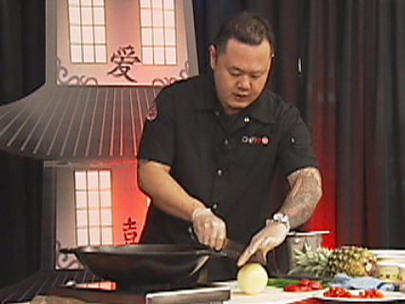 Celebrity Chef visits OSU for Lunar New Year