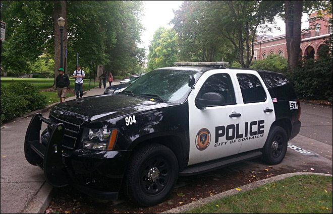Teen in custody for violent web threat targeting OSU campus