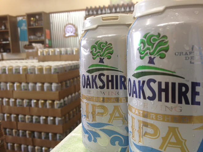 Oakshire Brewing (3)