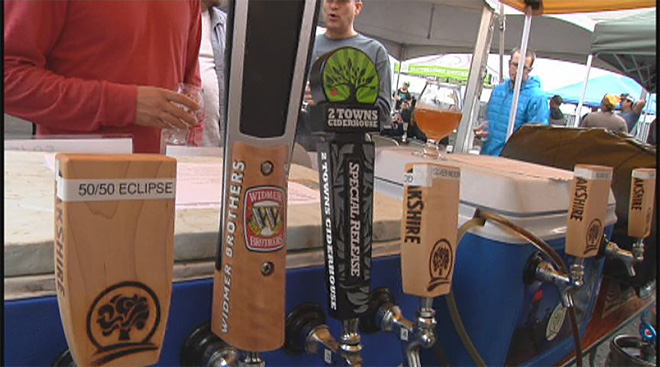 Oakshire hosts Single-Batch Fall Bierfest