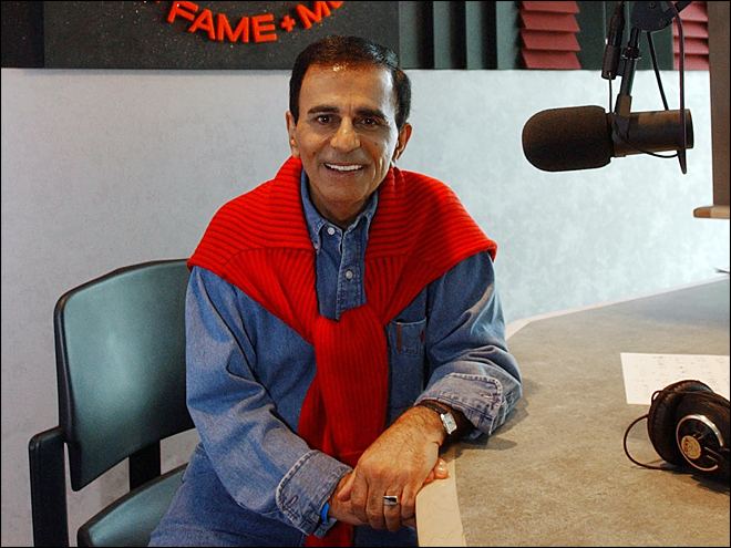 Publicist: Casey Kasem, legendary radio host, dies at 82