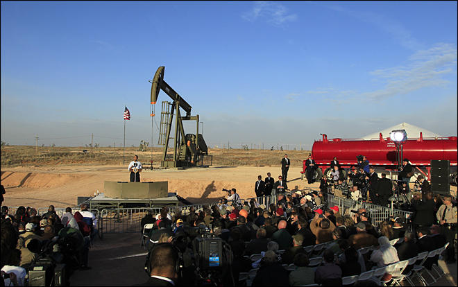 Federal govt failed to inspect higher risk oil wells