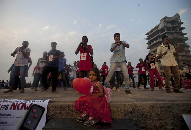 India One Billion Rising