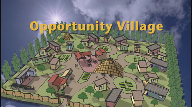 Opportunity Village concept moves forward