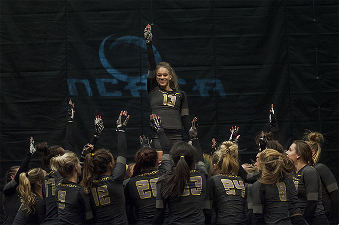 Oregon Acrobatics & Tumbling wins 4th consecutive NCATA title