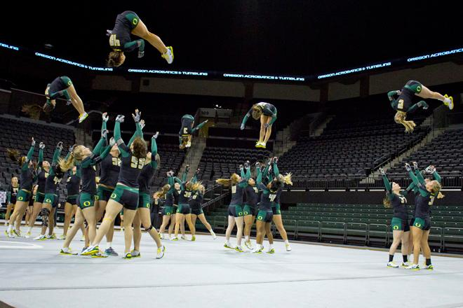 Oregon Acrobatics and Tumbling