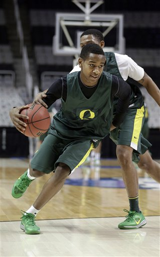 Oregon opens NCAA tourney against Oklahoma State