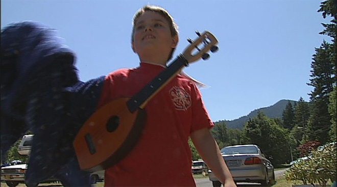 Oregon Old Time Fiddlers camp in Westfir July 24 (2)