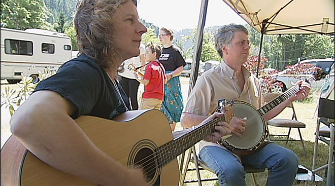 Oregon Old Time Fiddlers camp in Westfir July 24 (4)