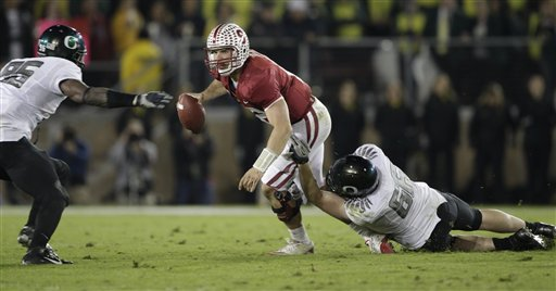 <br /><br />Oregon 53, Stanford 30 &amp;gt;&amp;gt;&amp;gt; Story, Videos &amp;amp; Photos