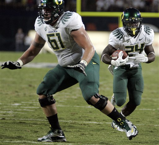 <br /><br />Oregon 56, Arizona 31 &amp;gt;&amp;gt;&amp;gt; Story, Videos &amp;amp; Photos