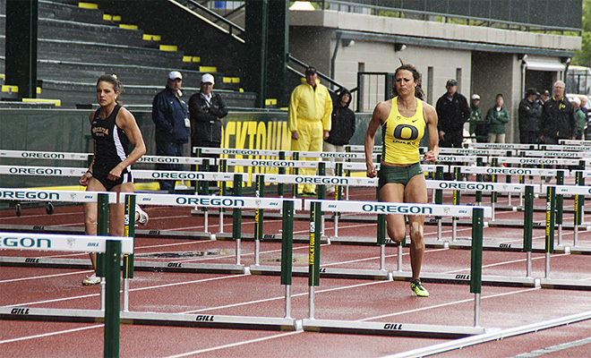 Oregon Relays at Hayward Field - 01 - Oregon News Lab photo