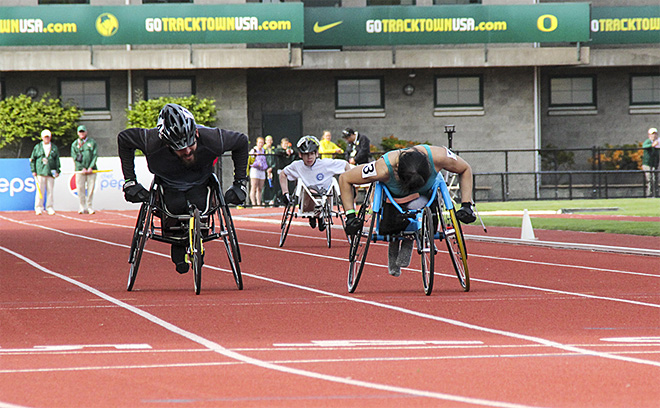 Oregon Relays at Hayward Field - 02 - Oregon News Lab photo