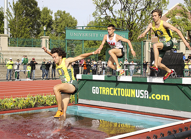 Oregon Relays at Hayward Field - 05 - Oregon News Lab photo