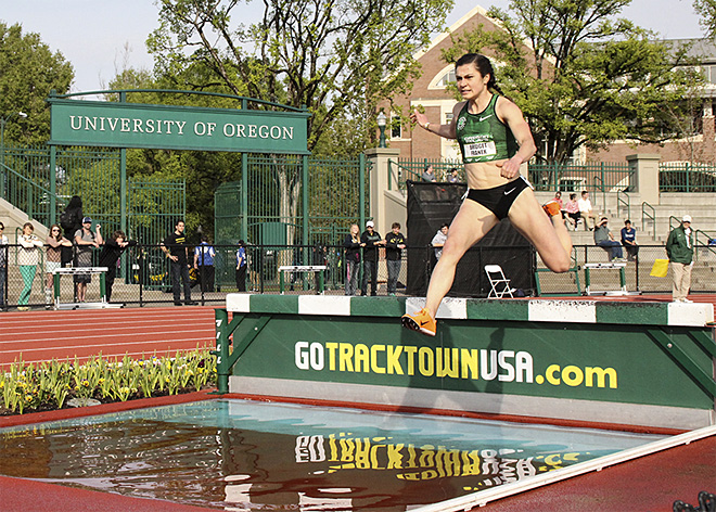 Oregon Relays at Hayward Field - 06 - Oregon News Lab photo