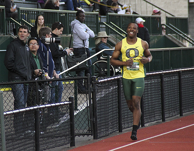 Oregon Relays at Hayward Field - 07 - Oregon News Lab photo