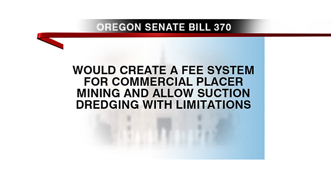 Oregon Senate bill 370