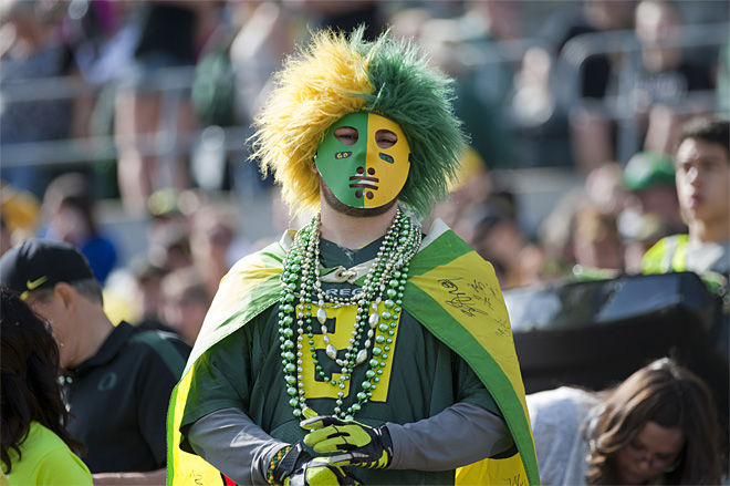 Oregon Spring Game 2013_Photo by Tristan Fortsch - KVAL News 08