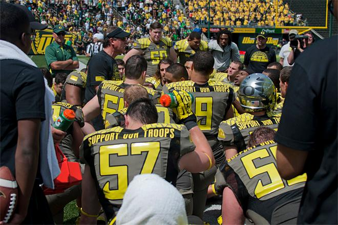 Oregon Spring Game 2013_Photo by Tristan Fortsch - KVAL News 51