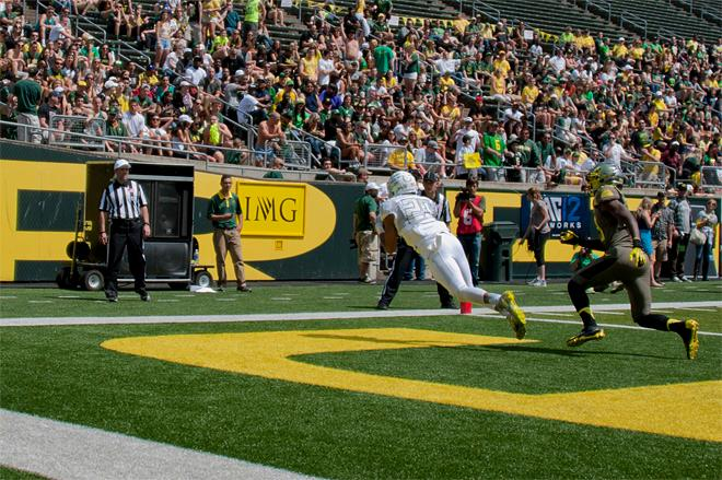 Oregon Spring Game 2013_Photo by Tristan Fortsch - KVAL News 56
