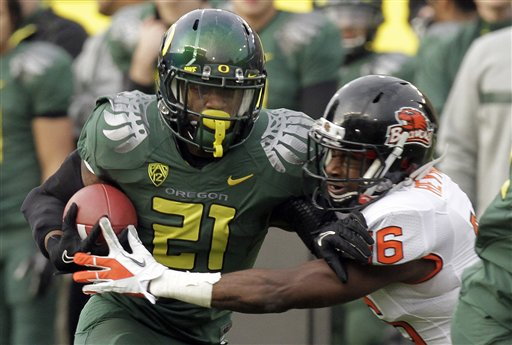 Oregon St Oregon Football