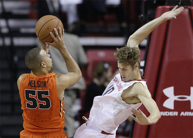 Oregon St Maryland Basketball