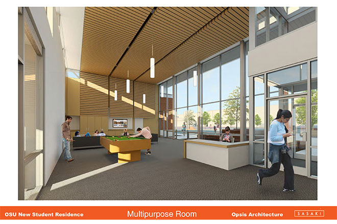 Oregon State proposes new dorm (2)