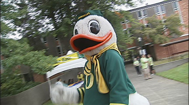 Oregon Unpacks the Quack for 2012 (1)
