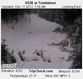 Oregon mountain passes December 17 (4)
